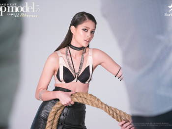 Top 5 Looks from Asia Next Top Model Winner Maureen Wroblewitz