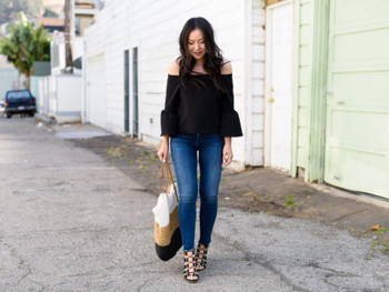 Put Together Instant Fashion Girl Looks With This Trendy Top