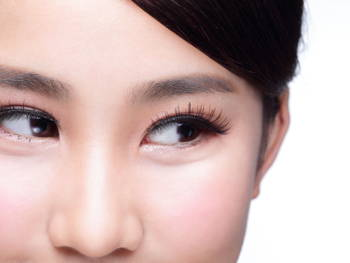 The secret to flirtatious lashes