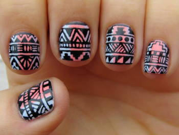 15 Nail Designs That Will Take Your Festival Look to the Next Level