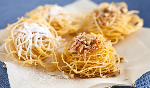 Sweet Noodle Cake Recipe