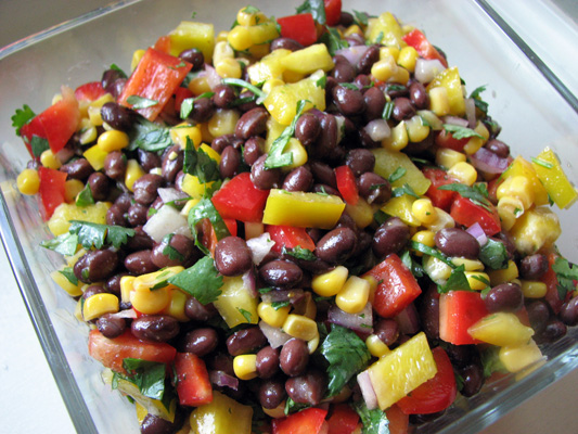 Black Bean & Corn