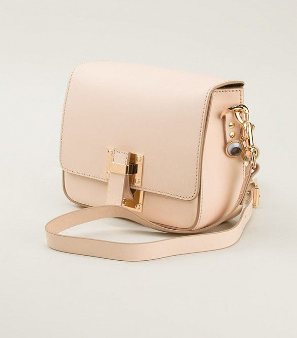 Boxy Flap Cross Body