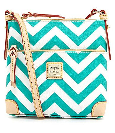 Chevron Cross Body
