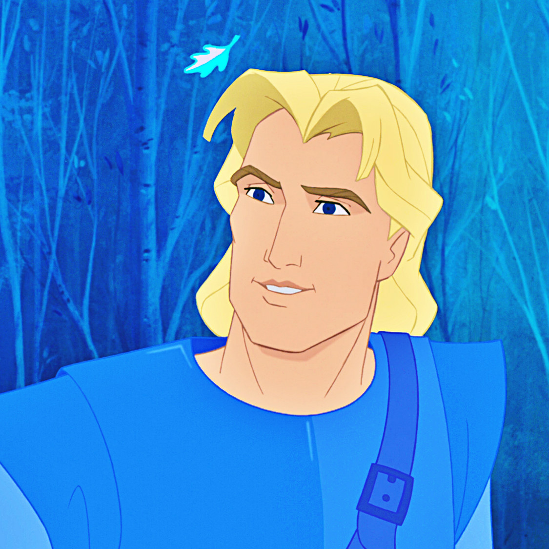 John Smith from Pocahontus
