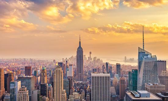 America, New York