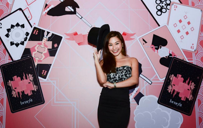 Stylish Singaporean Instagram babes @alethiatoh