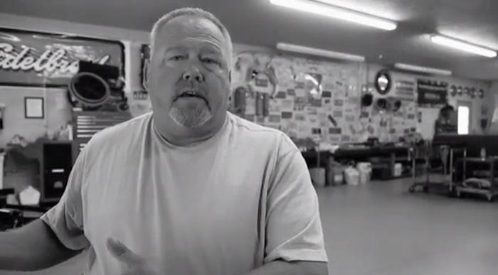 garage man