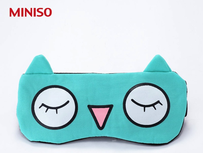 Japan-miniso-cat-face-high-quality-product-sleeping-eyeshade-breathable-for-female-male