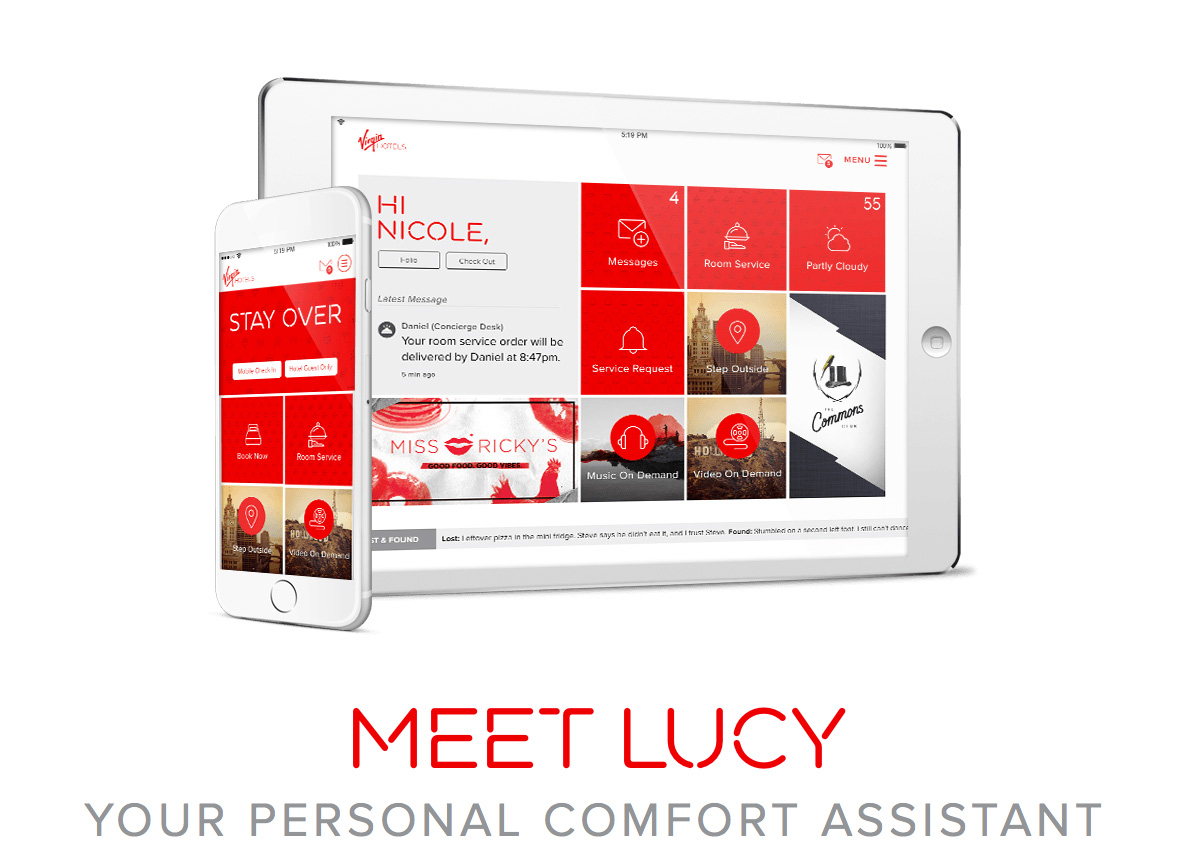 luxe digital luxury hotel online transformation vs ota high end hotels virgin lucy personal assistant
