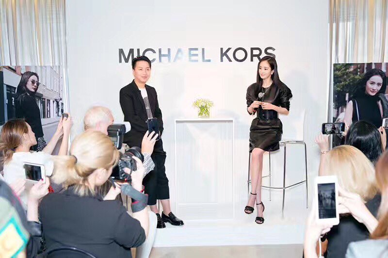 Luxe Digital luxury brands strategy China cities - mrbagss Michael Kors