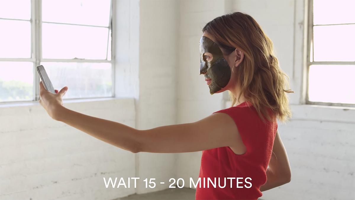 Luxe Digital luxury marketing strategy beauty skin care mask Rachel Nguyen