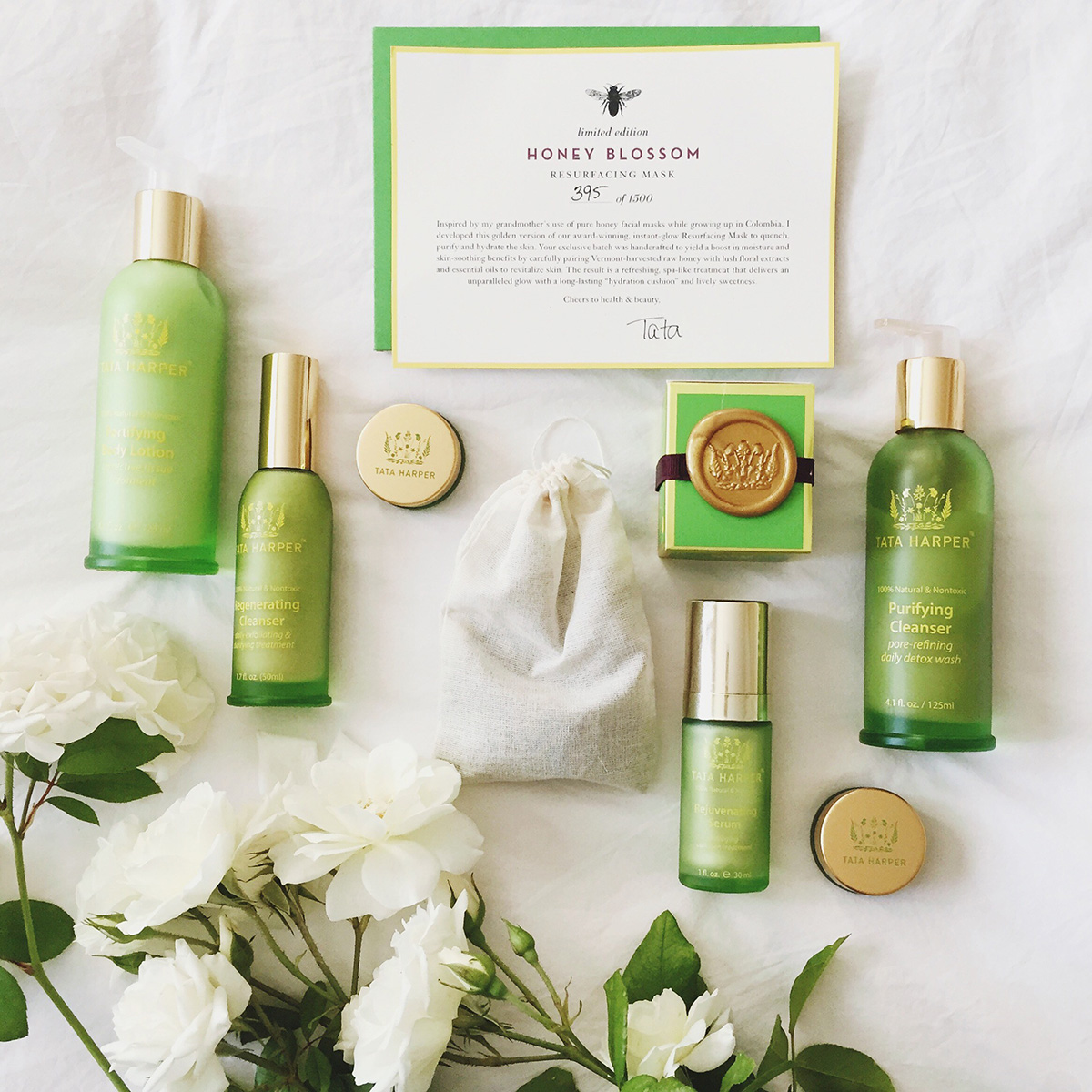 Luxe Digital luxury marketing strategy beauty skin care Tata Harper