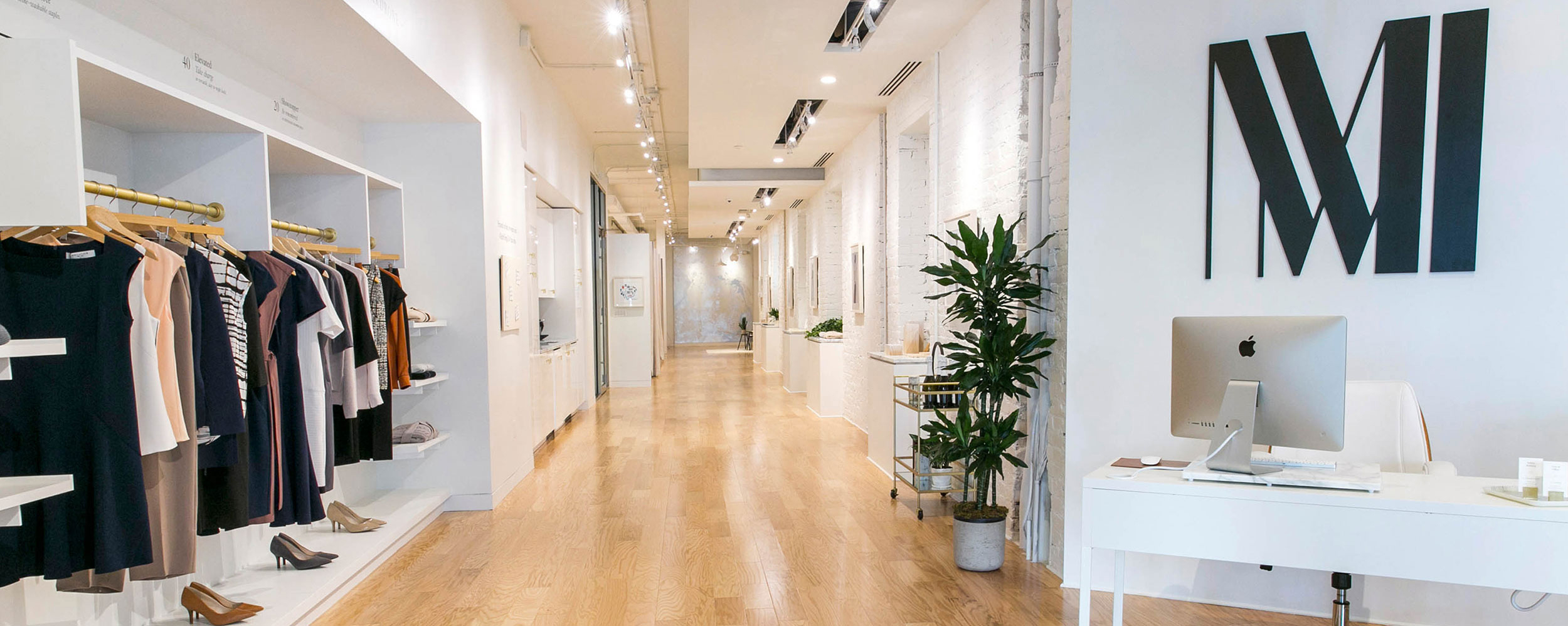 MM LaFleur luxury showroom Future of online luxury retail - Luxe Digital