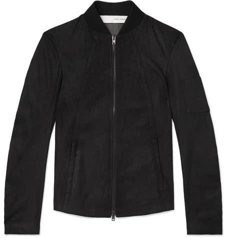 Luxe Digital luxury lifestyle black bomber jacket isabel-benenato
