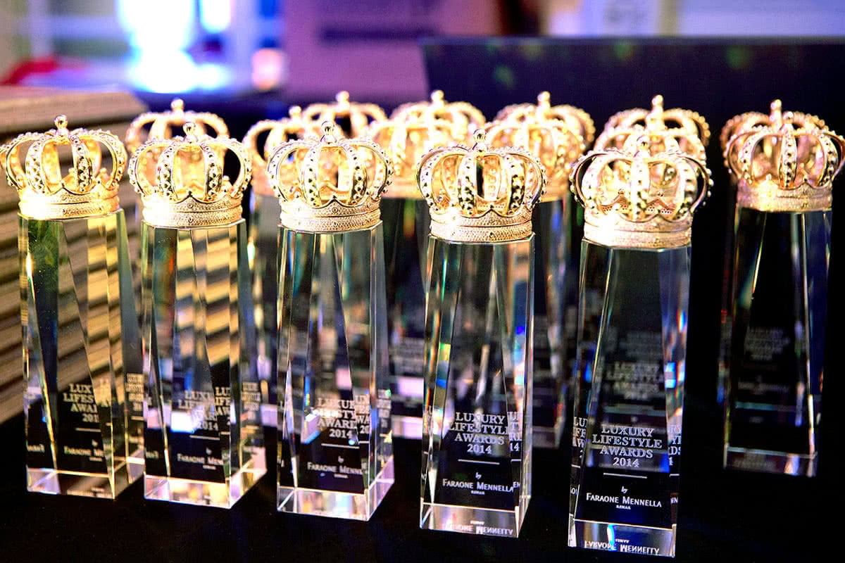 Luxe Digital Luxury Lifestyle Awards