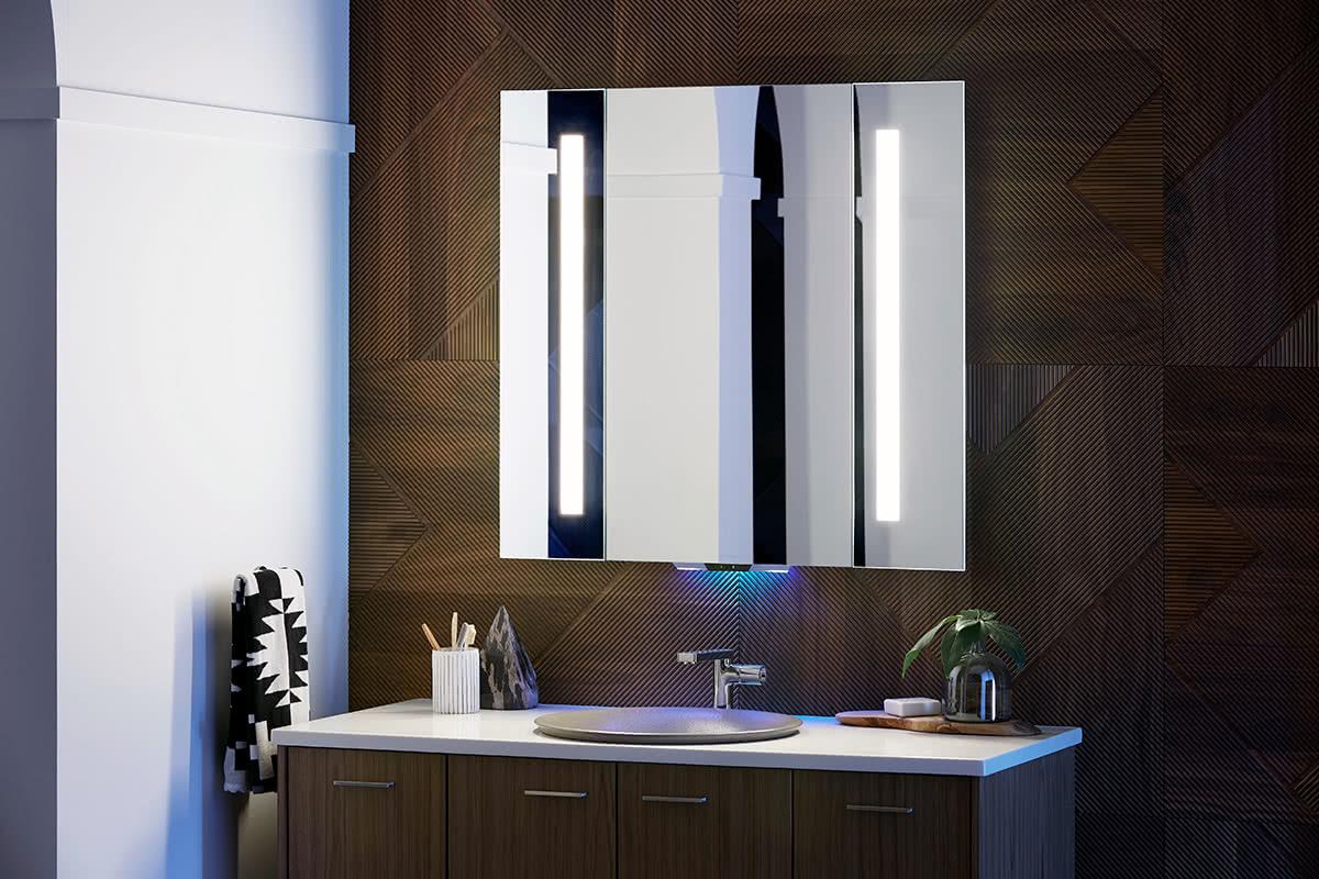 Luxe Digital luxury bathroom Kohler GSW 2018