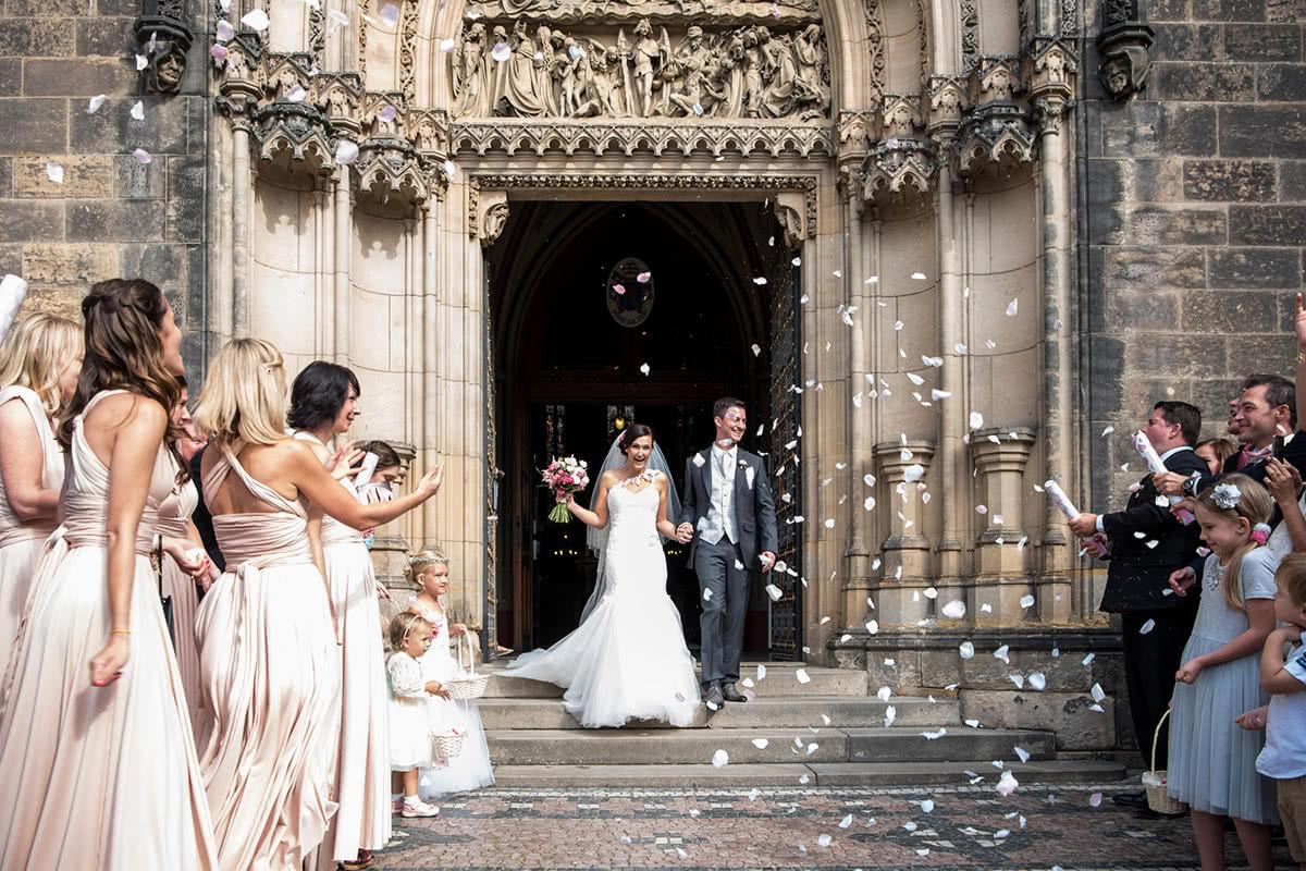 Luxe Digital luxury destination wedding Prague