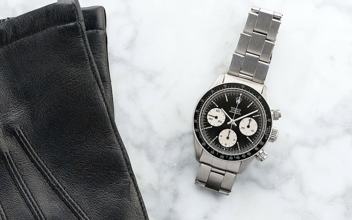 Luxe Digital luxury Rolex Daytona Reference 6263 Hodinkee watch