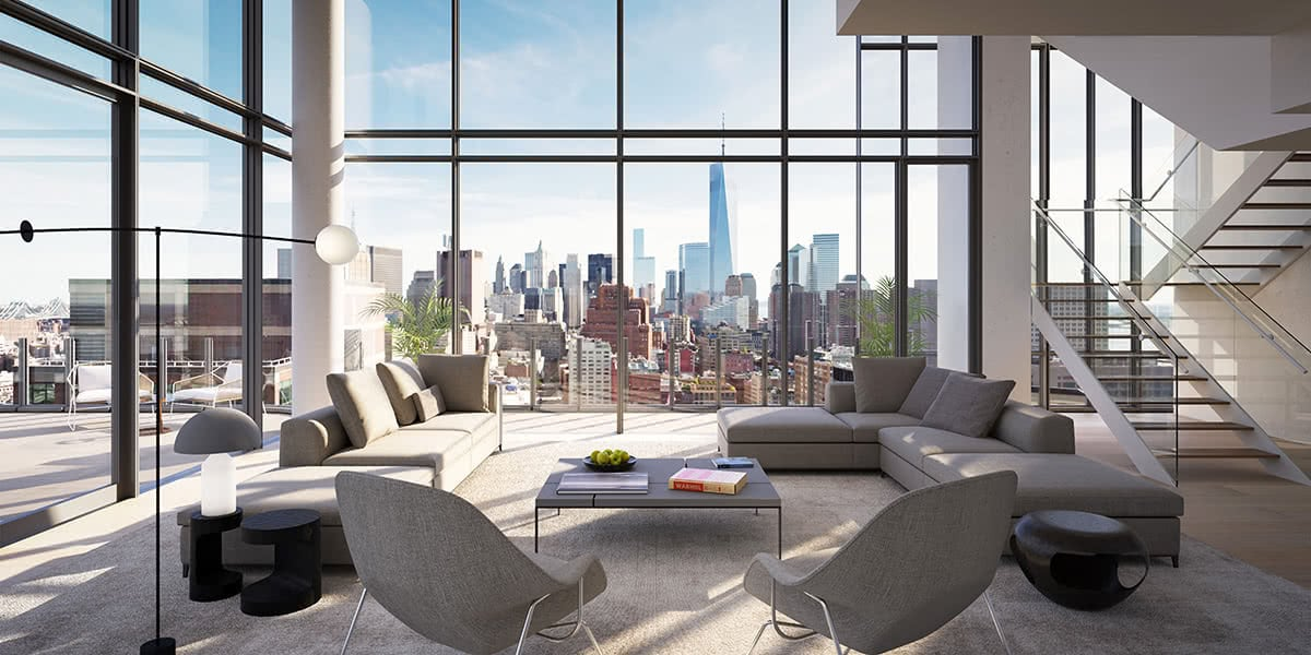 565 Broome SoHo: A Luxurious Lifestyle Condo In The Heart of New York
