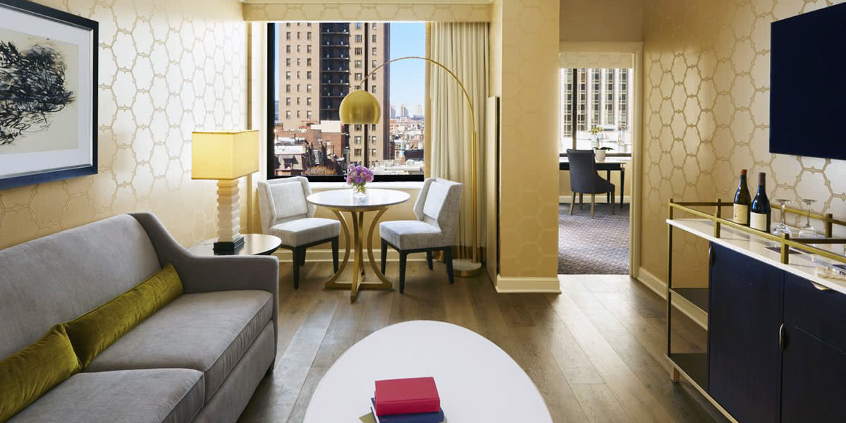 The Sumptuous Rittenhouse Hotel In Philadelphia