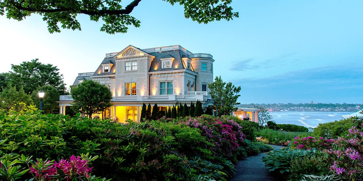 Romantic Getaway At The Chanler Boutique Hotel In Rhode Island
