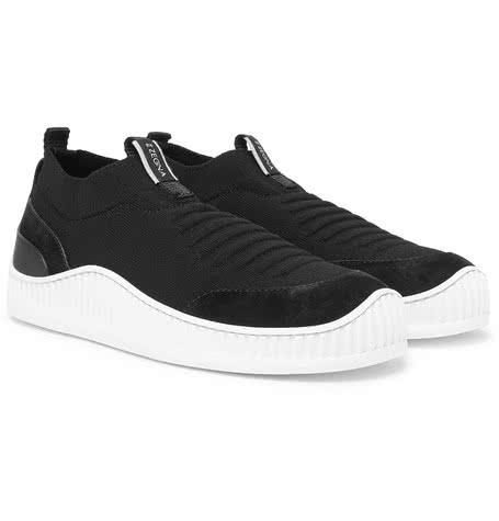 Luxe Digital best men luxury sneakers Z Zegna