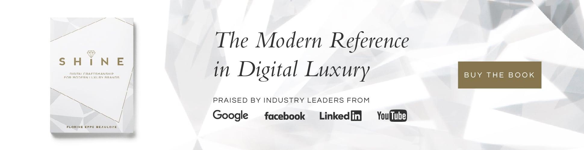 Shine: Digital Craftsmanship For Modern Luxury Brands