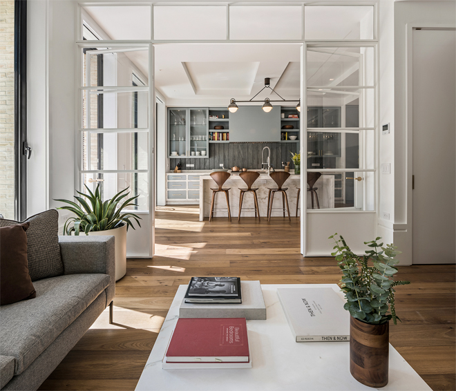 1 Bedroom Apartment In New York: Luxury New York SoHo Loft: 150 Wooster Loft No. 2