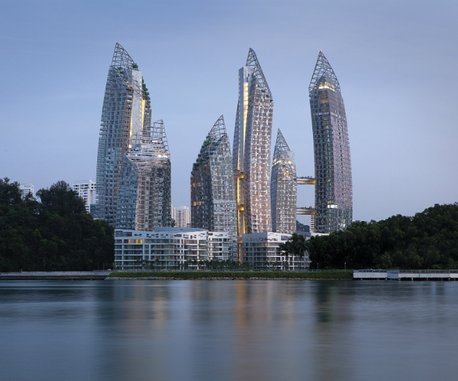 Reflections Apartments: 5 Luxury Properties To Desire For In Singapore
