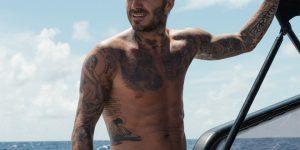 David Beckham merasakan Penyelaman Bebas dengan Tudor Pelagos – Dare to Dive