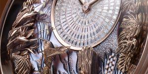 Tropical Bird Repeater Terbaru dalam Sebuah Studio Maha Karya Seni Jaquat Droz
