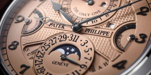Patek Philippe Grandmaster Chime Baja di lelang di Only Watch 2019