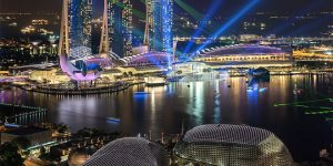 The Crazy Rich Asians are in Hong Kong but Singapore steals the limelight