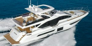 Azimut Grande 25 Metri: Yacht Style Reviews 'Baby Grande' in Asia