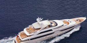 Simpson Marine: New 2018 Premiere Sanlorenzo 31-metre Yacht