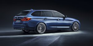 BMW Alpina B5 Bi-Turbo: First look and specs of this made-to-measure vehicle at the Geneva Motor Show 2017