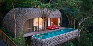 5 Sexiest Hotel Bedrooms Around the World