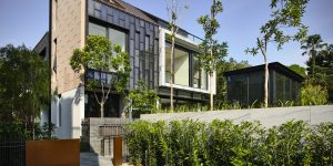 Urban Oasis: Asimont Villas, Singapore