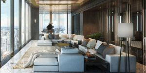 Billionaire James Dyson Buys Singapore's Most Expensive $73 million Wallich Penthouse