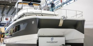 Fountaine Pajot to Display New MY 40 at Singapore Yacht Show