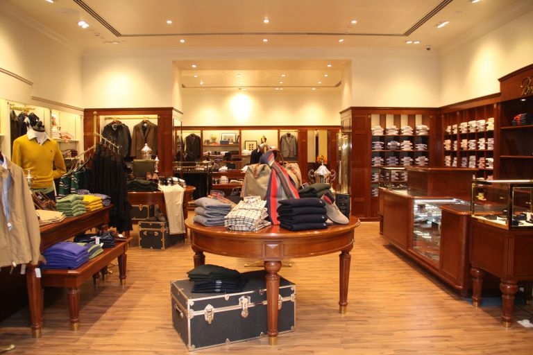 Brooks Brothers India store