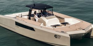 Francis Lapp Founder and CEO of Sunreef Yachts