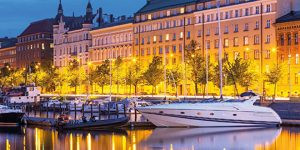 Property investment in Helsinki, Finland: Waterfront villas in the European harbour city