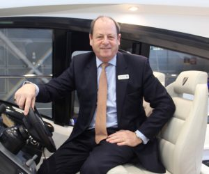 Fairline Executive Chairman David Tydeman