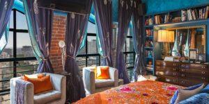 A Look Inside Johnny Depps' $13 Million LA Penthouses