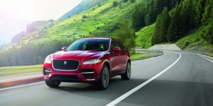 Jaguar Debuts First SUV With F-Pace