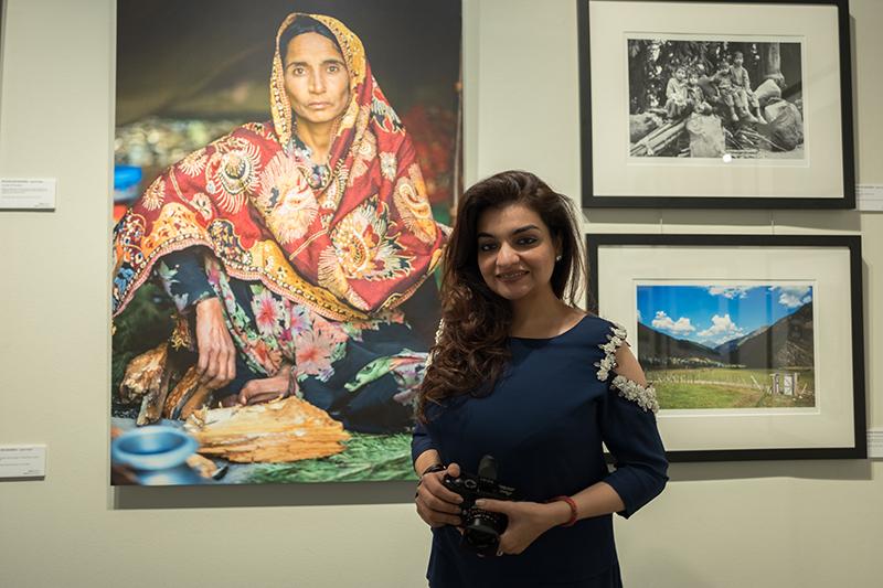 "Photographer Laxmi Kaul: ""Beyond Boundaries"""
