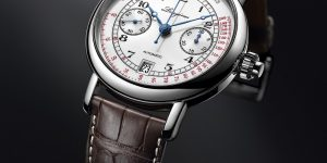 Doctor's Watch: Longines Pulsometer Chrono
