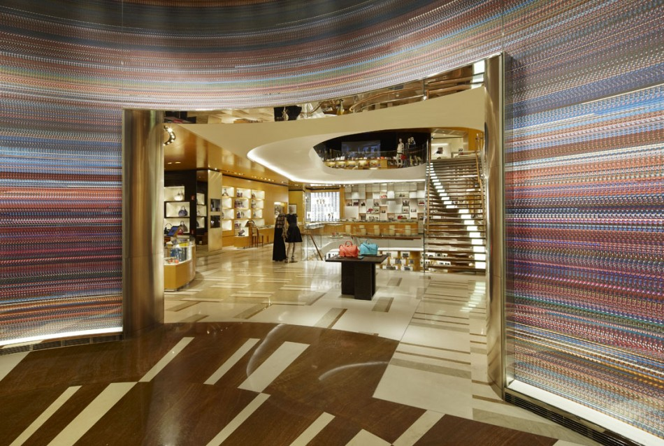 Louis Vuitton Rome flagship store